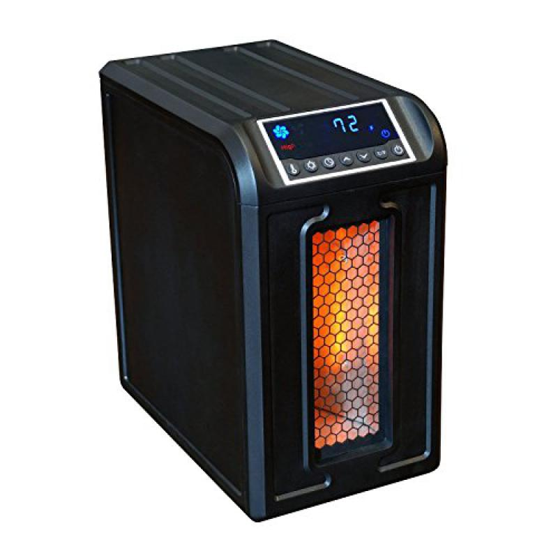 Lifesmart Medium Room Infrared Heater with Remote