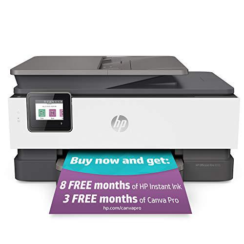 HP OfficeJet Pro 8035 All-in-One Wireless Printer (5LJ23A)