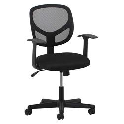 OFM ESS Collection Mesh Back Office Chair, in Black (ESS-3001)