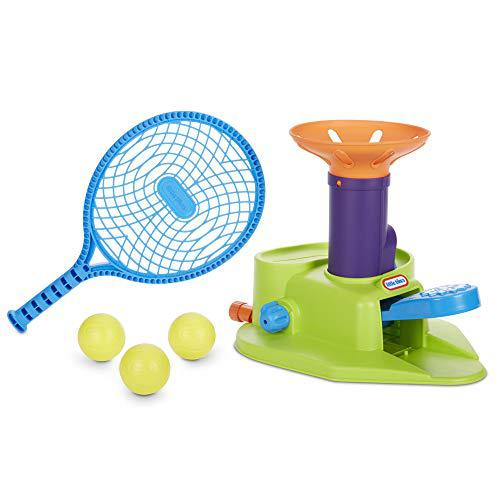 Little Tikes 2 in 1 Splash Hit Tennis with 3 Balls, Multicolor