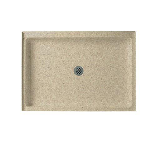 Swanstone SS-3448-122 Shower Base with Center Drain, Prairie