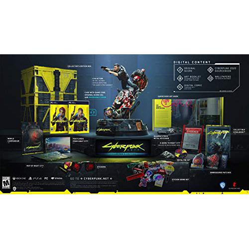 Cyberpunk 2077 CE - PC Collector's Edition