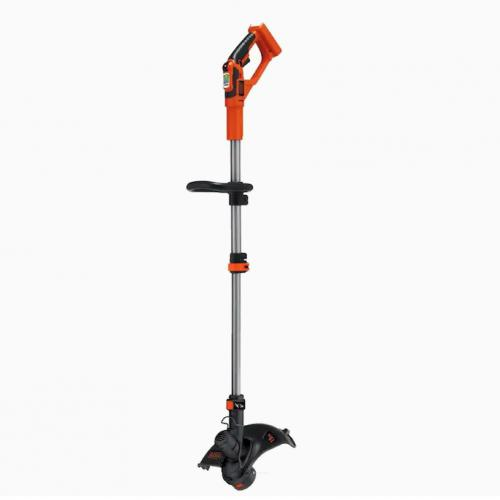 BLACK+DECKER 40-Volt Max 13-in Straight Cordless String Trimmer with Edger Capable (Battery Not Included)