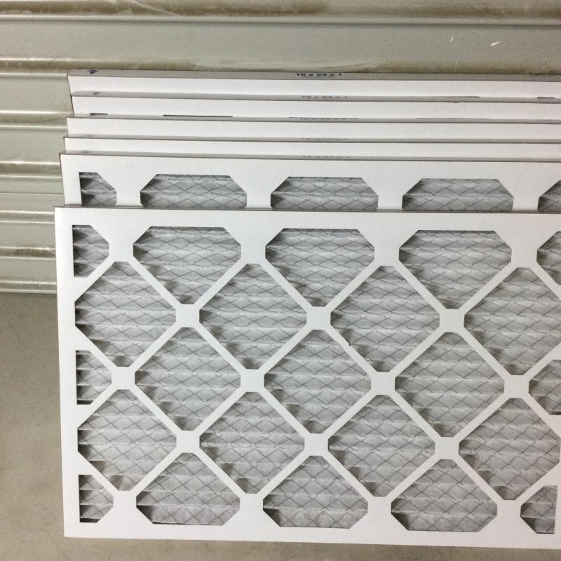 Nordic Pure 16x24x1 MERV 12 Pleated AC Furnace Air Filters 6 Pack