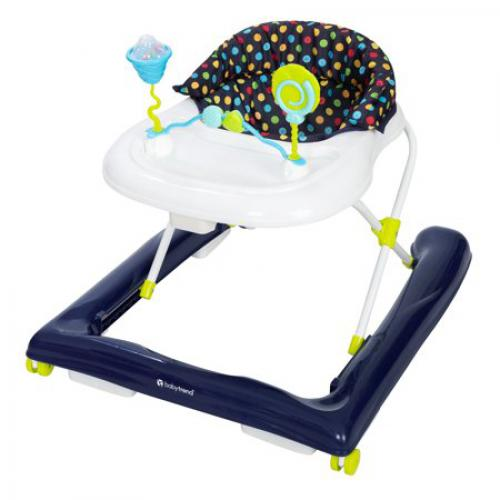 Baby Trend 2.0 Activity Walker-Blue Sprinkles